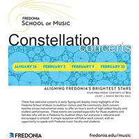 Faculty Recital: Constellation Concert