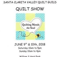 Quilt Show - Quilting Mends the Soul