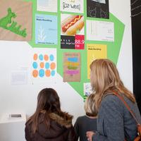 Graphic Design Senior Thesis Exhibition