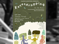 Event image for Eavesdropping On The Pastor
