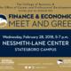 Finance & Economics Meet and Greet
