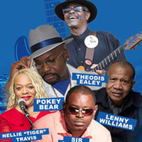 The Blues is Alright - Tallahassee Blues Fest