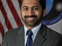 U.S. National Security Space Lecture by Chirag Parikh, NGA