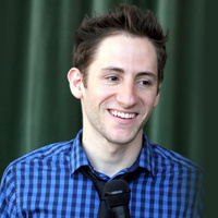 Comedian Samuel Comroe