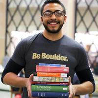 A Celebration of CU Boulder Favorite Poems: Public Reading