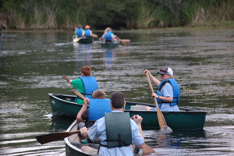 4-H2O Exploring Lowcountry Waterways