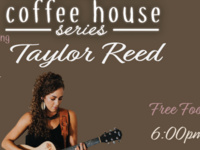 Coffee House Series feat. Taylor Reed