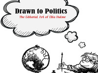 Exhibit: 'Drawn to Politics: The Editorial Art of Etta Hulme'
