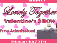 Lonely Together Improv Show