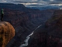 National Geographic Live: Between River and Rim — Hiking the Grand Canyon