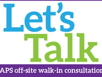 "Cornell Health: ""Let's Talk"" Walk-In Consultations"