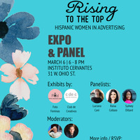 Rising to the Top: Hispanic Women in Advertising