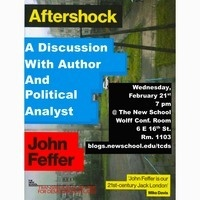Aftershock: A Discussion with John Feffer