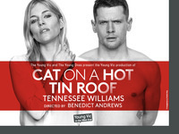 National Theatre Live!: Cat on a Hot Tin Roof