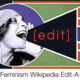 Art + Feminism Wikipedia Edit-a-thon