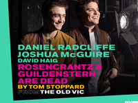 National Theatre Live!: Rosencrantz & Guildenstern Are Dead