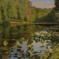 Art Talk | '1 Pond + 4 Acres' | Dan Bartges