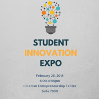Student Innovation Expo