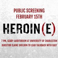 Heroin(e) Screening & Cast Talkback