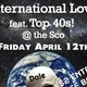 International Love Featuring the Top 40s