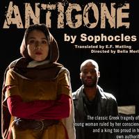 is antigone a play