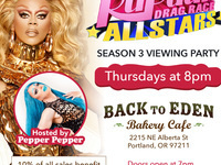 RuPaul's Drag Race All Stars Season 3 Viewing Party