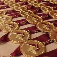 Garnet & Gold Scholar Society Fall Induction Ceremony