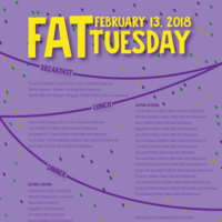 Fat Tuesday Celebration
