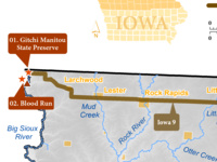 Iowa's Ancient Trails: Spencer