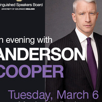 SOLD OUT | An Evening with Anderson Cooper