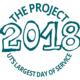 Volunteer at The Project 2018!