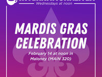 internationaliTEA: Mardi Gras Celebration