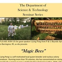 Science Seminar Series: Magic Bees