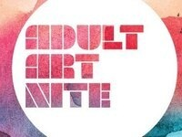 UI Museum of Natural History Adult Art Nite - Embroidered Tees