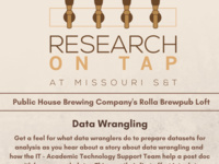 Research on Tap - Data Wrangling