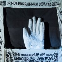 "BREAD AND PUPPET THEATER, ""THE BASIC BYE-BYE SHOW"""