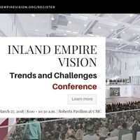 Inland Empire Vision:  Trends and Challenges