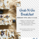 Grab - N - Go Breakfast