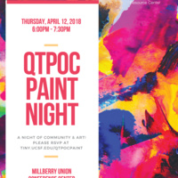 QTPOC Paint Night