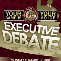 SGA Executive Debate