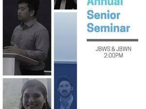 26th Annual Senior Seminar