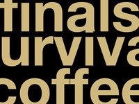 Finals Survival Coffee