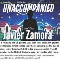 Unaccompanied with Poet Javier Zamora - Writing Workshop