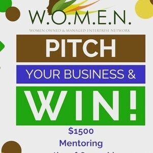 """Pitch Your Business & Win!""@ the Women's Empowerment Day!"