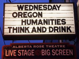 Think & Drink on Criminal Justice Alternatives
