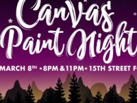 Canvas Paint Night