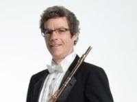 Guest Masterclass: Adam Kuenzel '81, flute