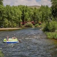Inaugural Alumni Rafting Day