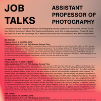 Assistant Professor of Photography Job Talk: Dan Torop