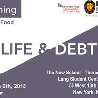Film Screening  - Life and Debt
